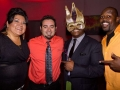 Chris Kirkpatrick Mask Aid 2013 Charity Ball