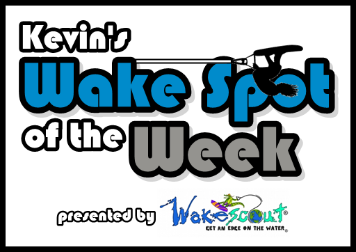 Kevins Wake Spot of the Week - Kevin Sutton Show white w ws logo black border