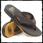 Kevin Sutton Show - Ambush Board Co - Reef Fanning Sandal 150