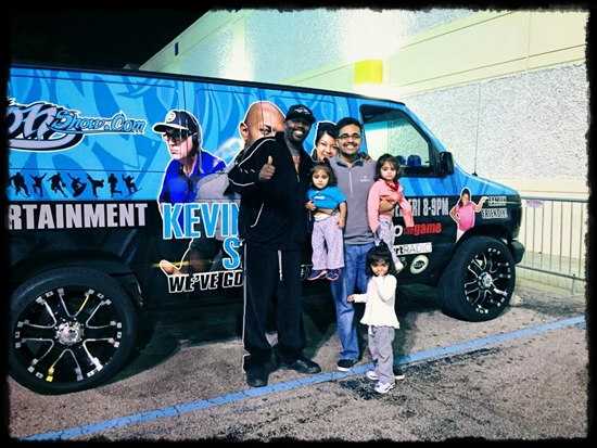 Kevin Sutton Show - Black Friday Campout For A Cause