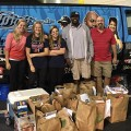 Kevin Sutton Black Friday Camp out donation